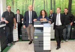 sistema_azienda vendita e noleggio stampanti