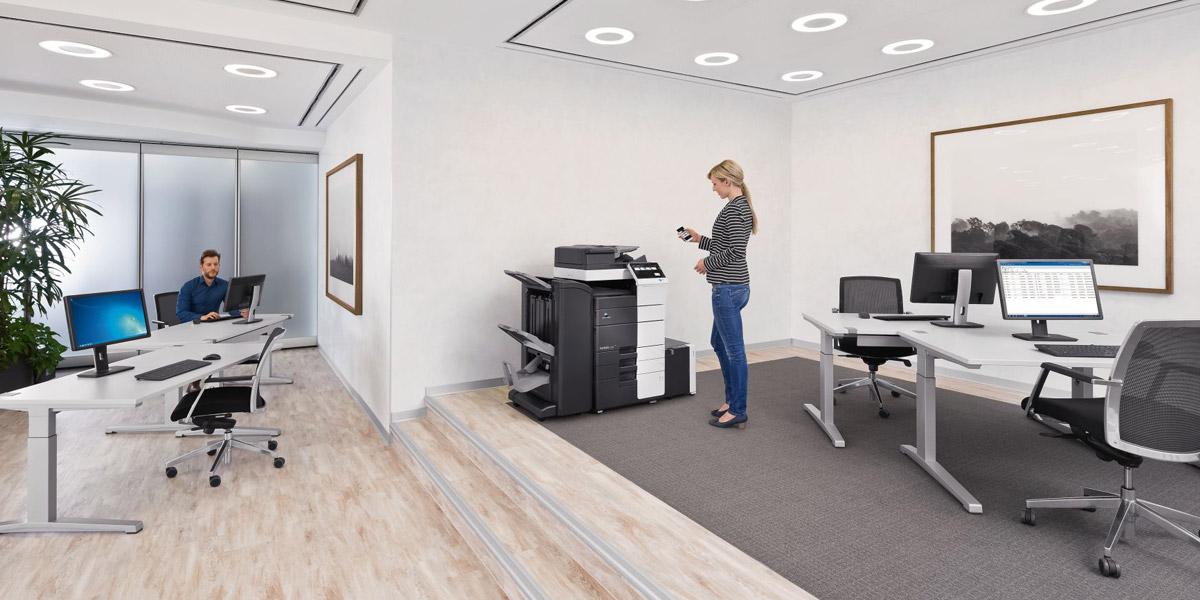 konika minolta le migliori soluzioni per l 39 ufficio