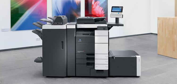 Noleggio stampanti konika minolta
